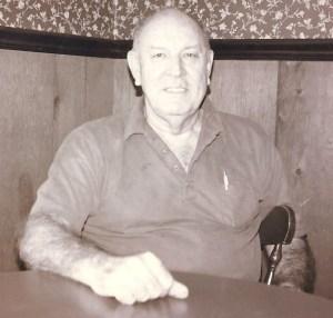 Jack Daugherty in 1989. THE CHESAPEAKE TODAY photo