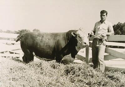 Larry Millison - The Jewish Cowboy 1953 Baltimore Sun