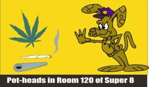 Potheads in Super 8