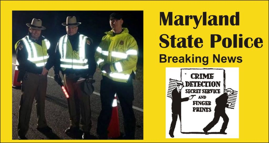 Maryland State Police News Beat