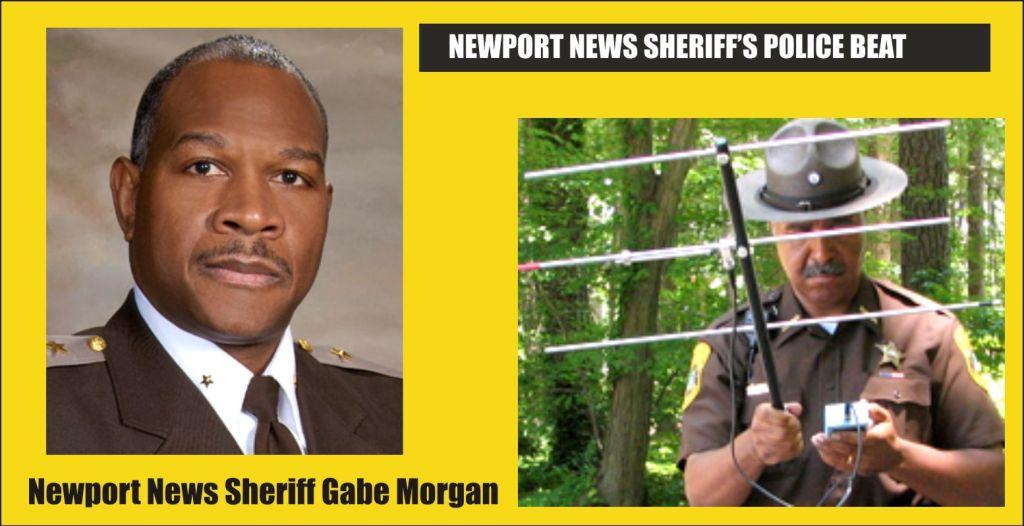 Newport News Sheriff's Office Police Beat