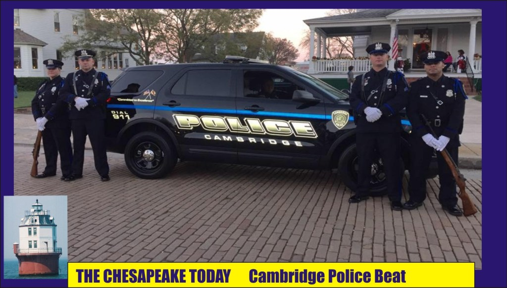 Cambridge Police Beat