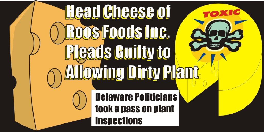Roos Foods Plead Guilty
