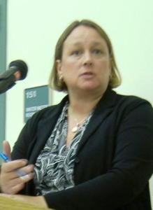District Court Judge Christy Chesser was Deputy States Attorney at the time of the Mouse Trap Murder.
