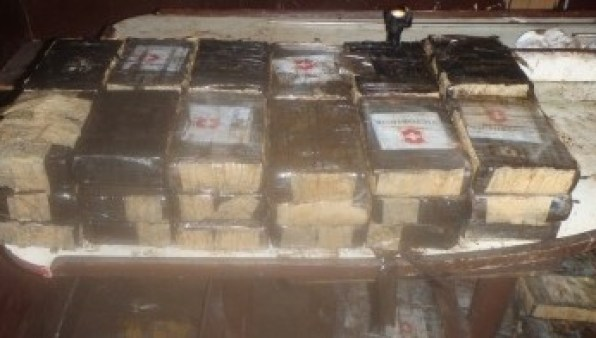 The Coast Guard Cutter Dependable seized cocaine in three cases within one week. Working jointly with the U.S. Drug Enforcement Agency, other U.S. law enforcement officials,