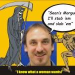 Sean McGill stab & slab em