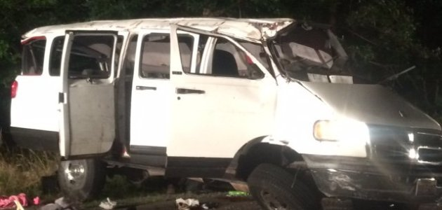 Six killed in Caroline County crash on I-95 Photo courtesy of WTVR