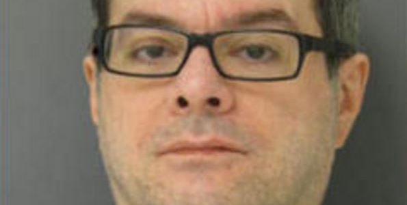 Craig Charles Krause, psychiatrist from Gainesville, Virginia, was arrested with 27 others as part of Operation Breaking Bars