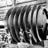 hmhs_britannic_turbines_being_assembled