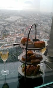 Afternoon Tea with a View