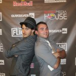 Red Bull red carpet
