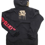 Thirtytwo x DGK Shiloh Jacket Back (Black)