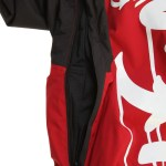Thirtytwo x DGK Shiloh Red Jacket Pit Zip (Red)