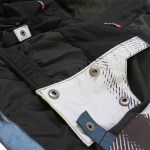Quiksilver Travis Rice Symbol Jacket Snow Skirt