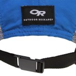 Outdoor Research Swift Hat OR Patch & Quick Release Buckle Adjustment