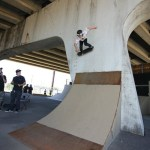 Overpass Wall Ride