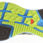 Perfect tread for road or trail.