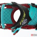 Flow M9-SE Snowboard Bindings - Birds Eye