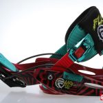 Flow M9-SE Snowboard Bindings - Reclining Highback
