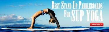 Best SUPs for yoga