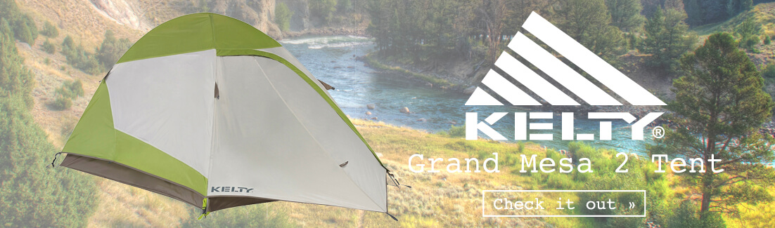 17 - Kelty Grand Mesa 2 Tent Featured