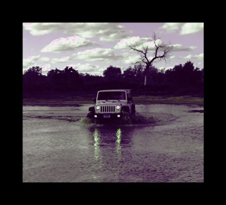 wet jeep mommy