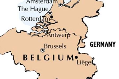 belgium holland map 22f64a00b39bf1832799f6c20a0e3c69
