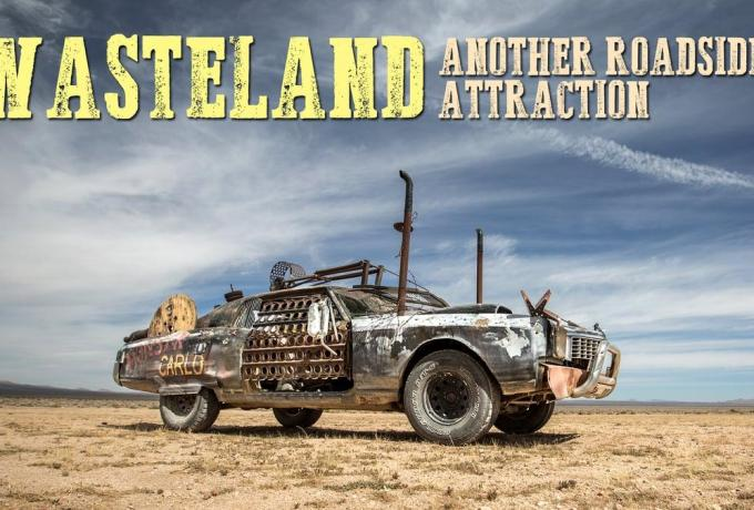 Wasteland – Another Roadside Attraction