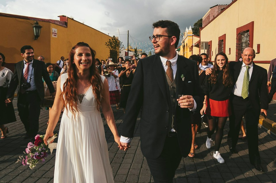 La boda de Ñana y Dee en GIFs