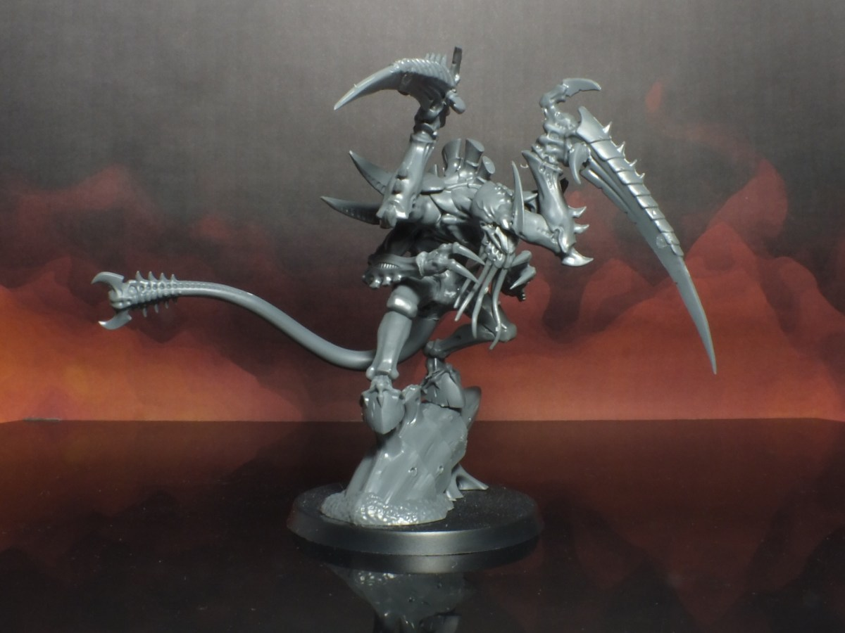 Tyranid Deathleaper Conversion