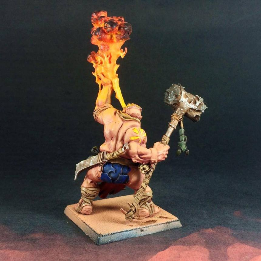 Ogre Firebelly 2