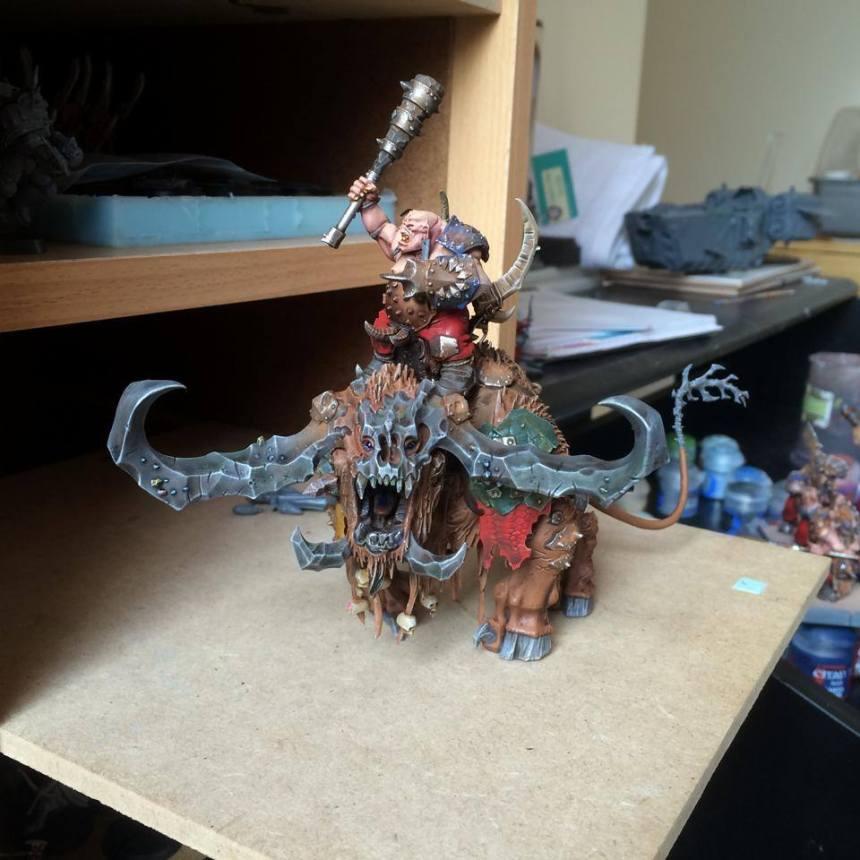 Ogre Stonehorn