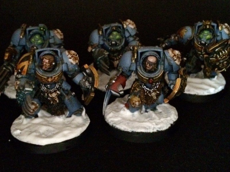 Space Wolves For Sale! Warhammer 40k Space Wolves