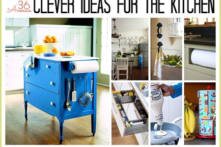 kitchen ization ideas | the 36th avenue