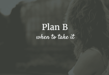 when to take plan b