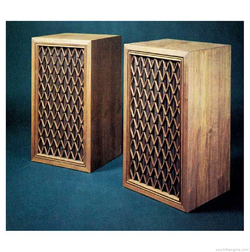 Pioneer CS-88 and the lost art of loudspeaker cabinet building ...