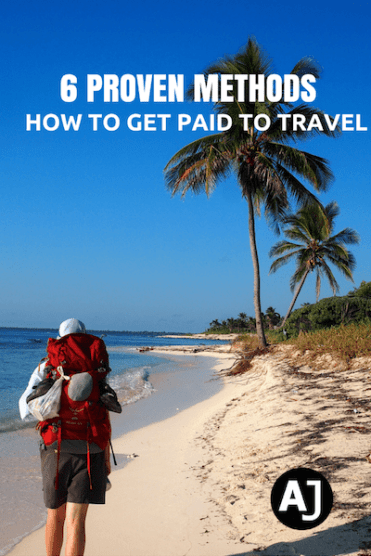 how to get paid to travel instagram
