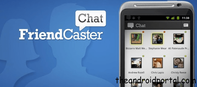 FriendCaster Chat for Facebook Android Apps on Google Play Top 5 Facebook Messenger For Android Phones