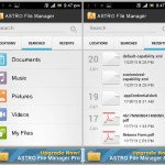 Astro File manage for android