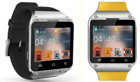 Spice Smart Pulse M-9010 Smartwatch Launched @ Rs. 3999