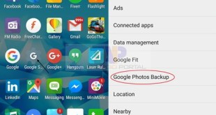 Google Photo Backup on Android