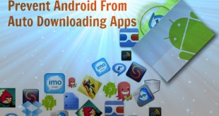 Prevent Auto Downloading android apps