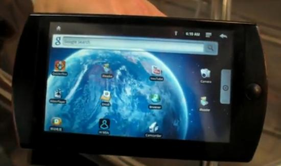 5 inch $88 android tablet by Acorp