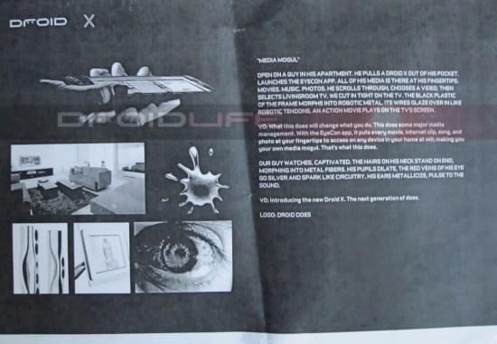 Droid X Commercial - Media Mogul