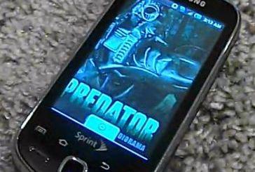 Sprint Samsung Intercept leaked at Best buy