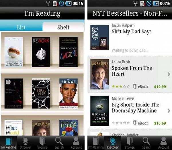 ebooks by Kobo