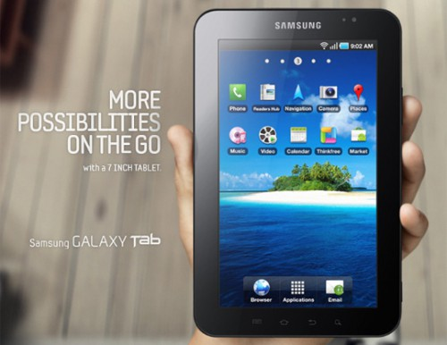 Root Samsung Galaxy Tab