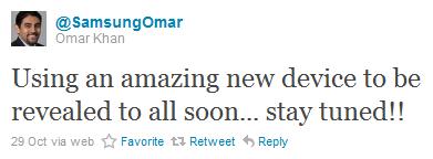 Nexus Two Rumor Samsung Omar