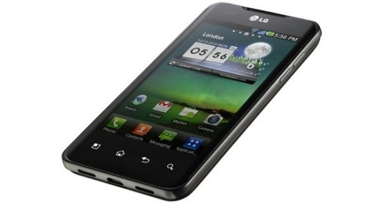 LG Optimus 2X US T-Mobile March