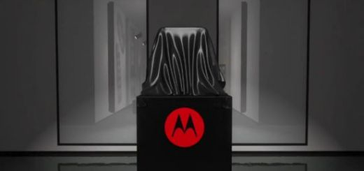 Motorola Tablet at CES